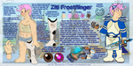 Ziti Frostflinger Reference Sheet 3.0 (2015) by Turquoise-Cheshire