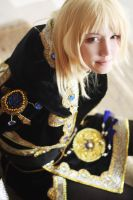 Ion Fortuna . Trinity Blood. Anicon 2013 by Lyumos