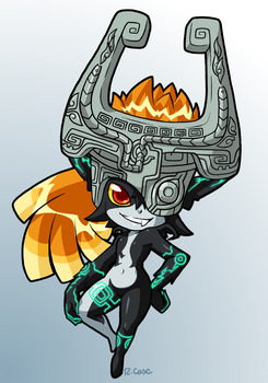 Midna by rongs1234