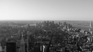 New York from the Empire by jakeroot