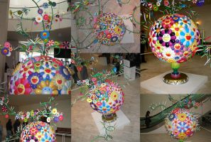 flower ball by alanat