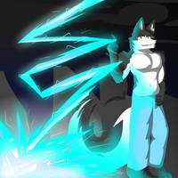 Thunder Woof by Arc1996