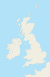 Blank Map of the British Isles (Collection) by ImDeadPanda