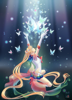 Sailor Moon S by Shailo