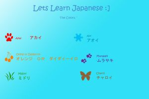 Lets learn japanese :D by MasterChiefy