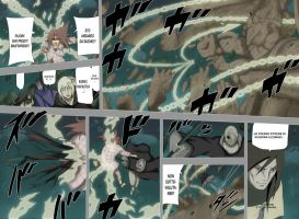 Naruto 663 : Karin's Hidden Power by YameGero