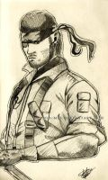 MGS-Snake by mio-mio