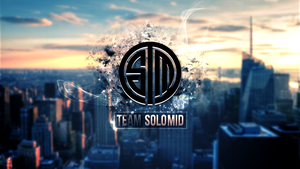 Team Solomid 2 Wallpaper Logo - League of Legends by Aynoe