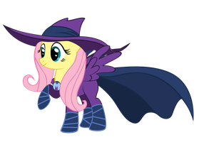 Request: unmasked Fluttershy by Azure-Vortex