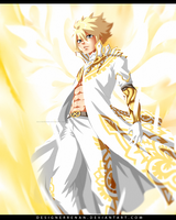Fairy Tail 532 - Fairy Heart White Wizard by DesignerRenan