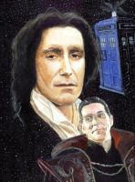 The Eighth Doctor by solman1