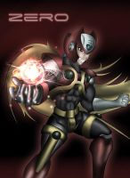 Zero From Megaman by JOGBADGUY