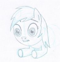 Advent sketch mare-a-thon, December 18th by xles