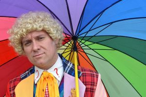 6th Doctor Who Cosplay (5) by masimage
