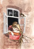 Waiting For The Prince by asiapasek