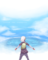 sound the trumpets | omega ruby alpha sapphire by jordanice42