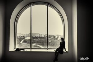 A room with a view by victorvido