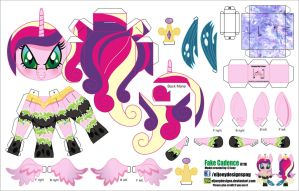Fake Cadance (Joinys 011B) by ELJOEYDESIGNS