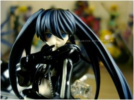 Black Rock Shooter by red1justice