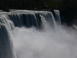 Niagra Falls (Up close and Personal) by Xanamiar