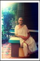 Grandmother by rjwarrier