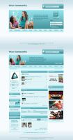 Your Community by: Grafeco by WebMagic