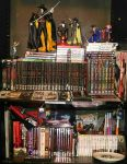 my vhd collection update by VampireHunterDLover