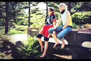 Kingdom Hearts DDD - Right next to you by Evil-Uke-Sora