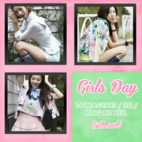 +Girl's Day | Ring My Bell | - Photopack 11 by ButILoveU