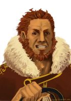 Iskandar, the king of conqueror by Timoyan