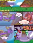 The Adventures of Spyro and Company 1-1 by AtomicPhoton