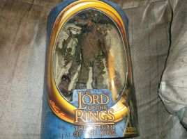 Lord Of The Rings Treebeard figure by godofwarlover