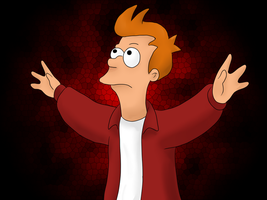 Fry from Futurama by SettoriQ