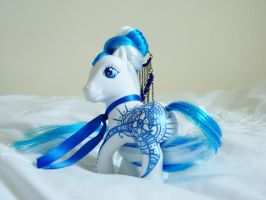 custom my little pony sapphire henna pony 3 by thebluemaiden
