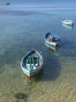 Tropical Boats 1057264 by StockProject1