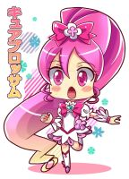 Heartcatch Precure: Cure Blossom by Puyo0702