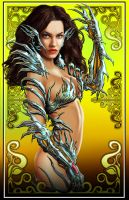 Witchblade by comicsINC