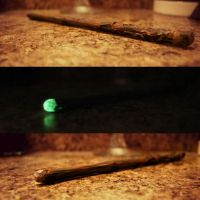 Wand Collage by CreativityFTCorrupt
