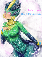 Toothiana - Rise of the Guardians by ShaniNeko