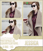 Jessica (SNSD) - PHOTOPACK#02 by JeffvinyTwilight