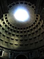 The Eye of the Pantheon. HDR by Echoes93