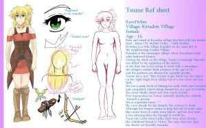 Tsume Ref by HylianGuardians