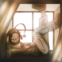 Cry in a Window by A-i-R-o