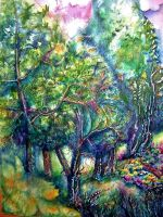 Wild Forest 2 by TriciaS