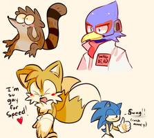 Join.me doodles by MisterCakerz