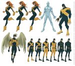 Xmen Firstclass 2006 by rogercruz
