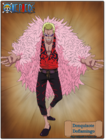 Doflamingo by Deidara465