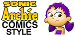 Archie Comic Stlye: Oona by SuperSonicBros2012