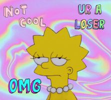 FREE,Icon Lisa Simpson :3 by 13Directioner