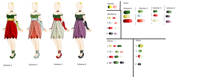 Outfits for My Candy Love Winter Contest by KatsumiSenju